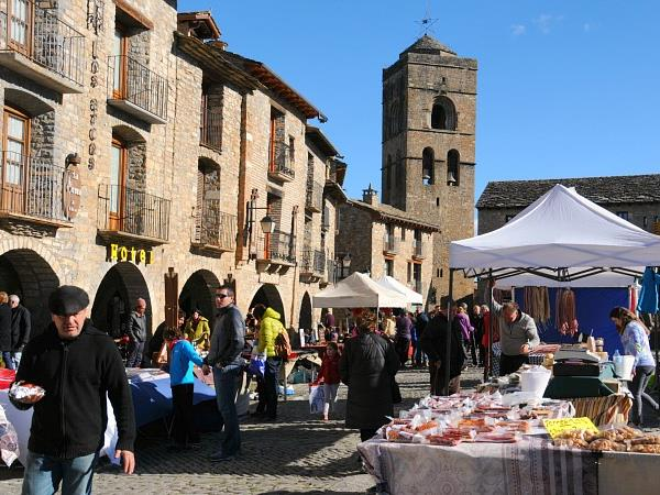 Learn Spanish and walking vacation, Spanish Pyrenees
