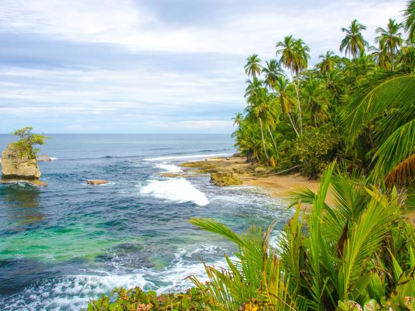 Costa Rica tour, coast to coast