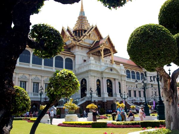 Thailand by rail holiday