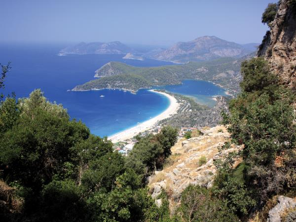 Turkey self guided hiking vacation, along the Lycian Way