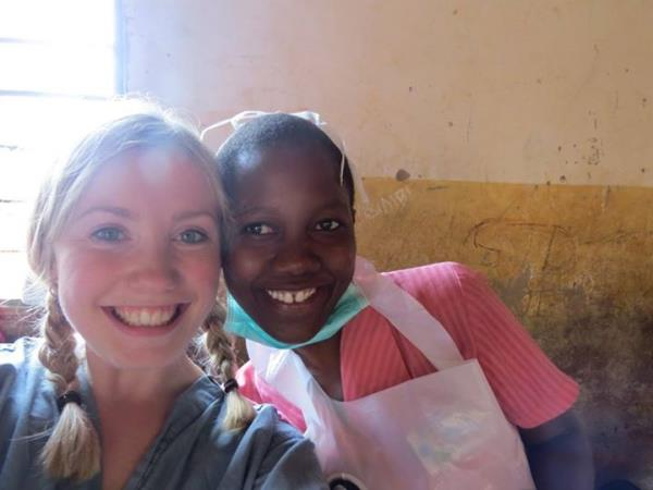 Health care volunteering in Kenya