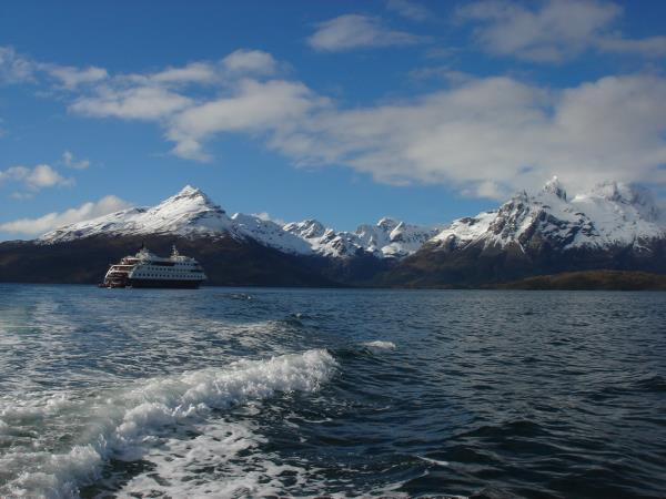 Patagonia cruising vacation, Ushuaia to Punta Arenas