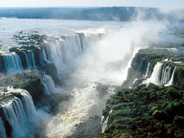 Argentina vacation, Ibera Wetlands & Iguazu Falls