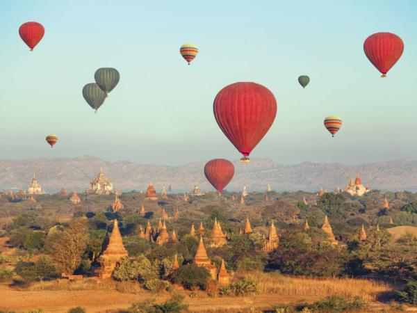 Myanmar tailor made vacation, highlights tour