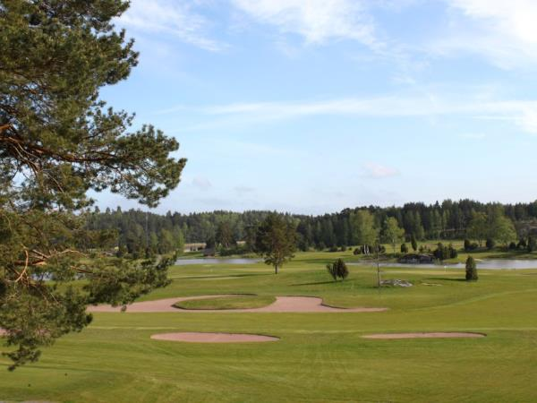 Sailing and golf vacation in Finland