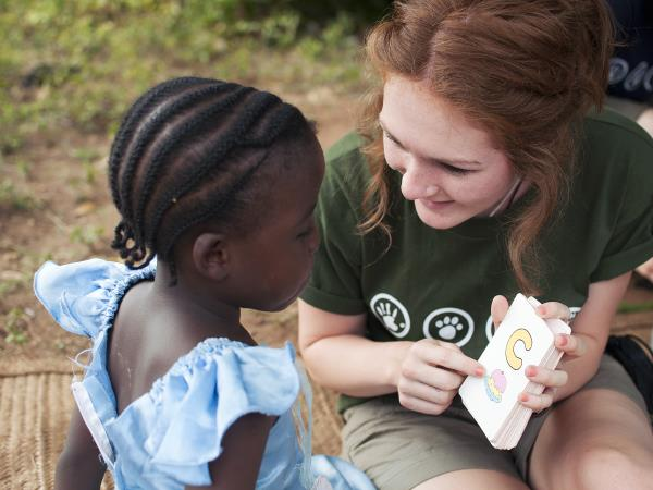 Tanzania community volunteering, 1 month