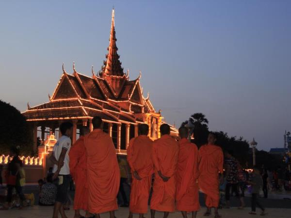 Cambodia and Laos 14 day tour