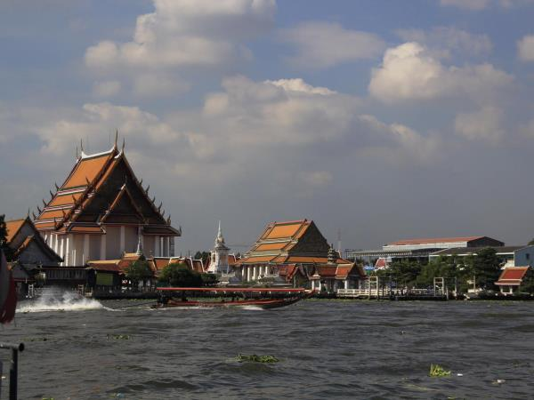 Thailand and Laos tour, 9 days