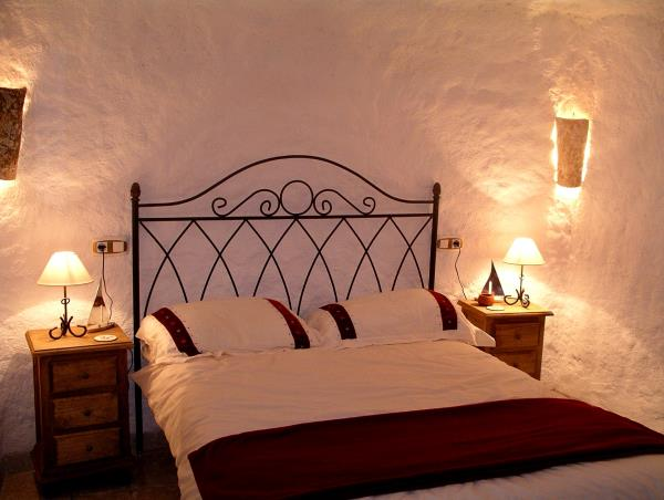Cave accommodation in Andalucia, Spain