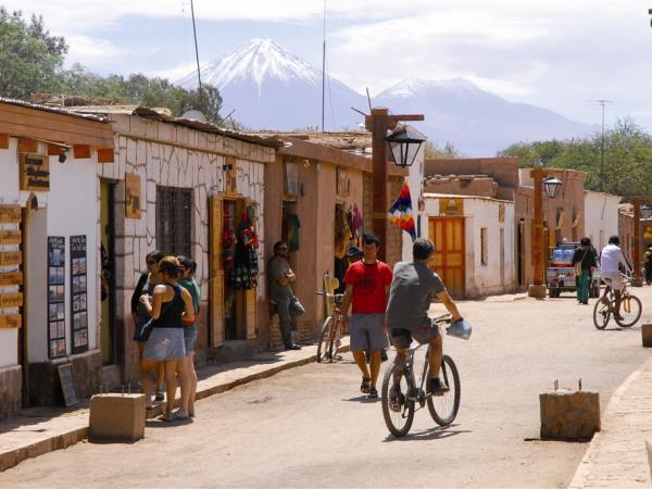 Chile tailor made vacation, natural highlights