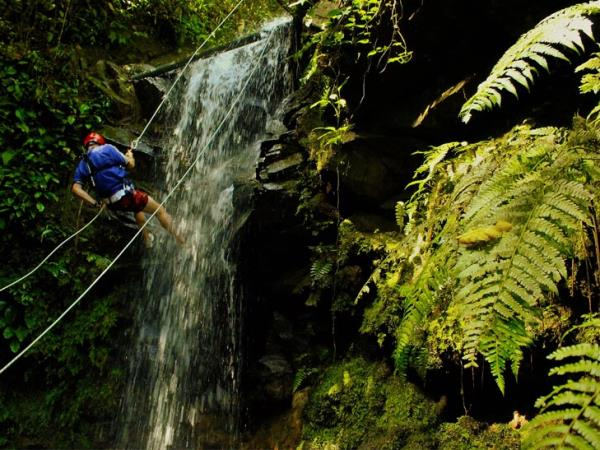 Costa Rica adventure vacation, jungle and beaches