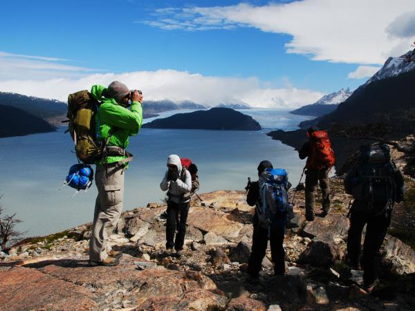 Patagonia expedition vacation, small group