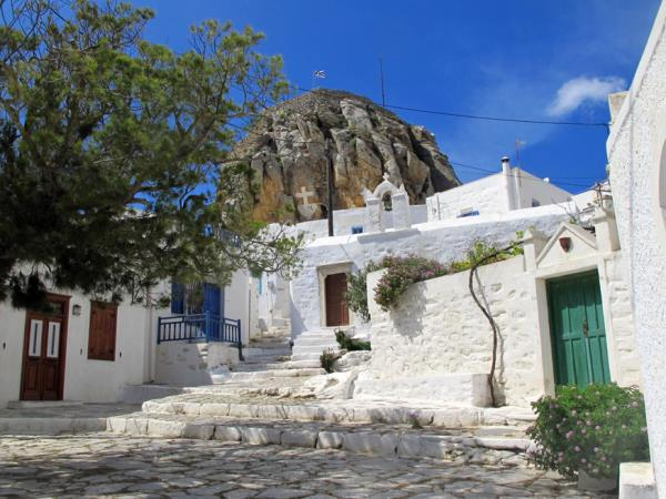 Naxos and the small Cyclades walking vacation, Greece