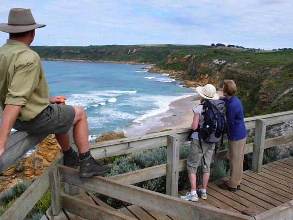 The Great South West Walk in Victoria, Australia
