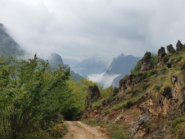 Picos de Europa self guided hiking vacation, Spain