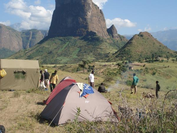 Ethiopia hiking vacation, The Simien Mountains