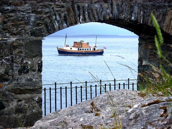 Skye and the Inner Hebrides cruise, Scotland