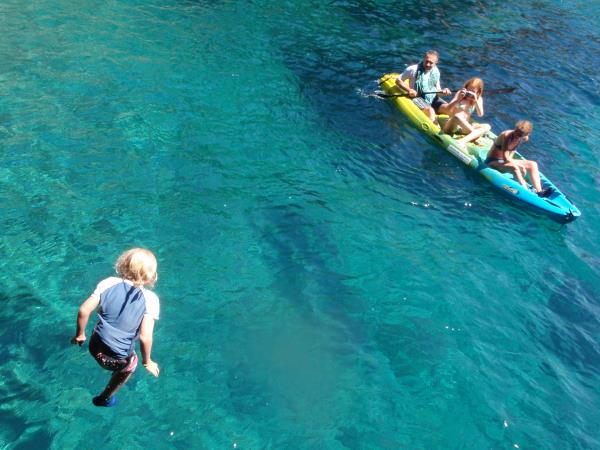 Croatia family activity week