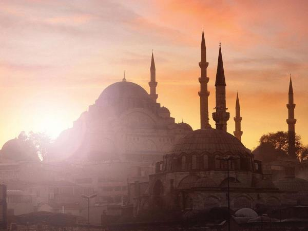 London to Istanbul rail tour