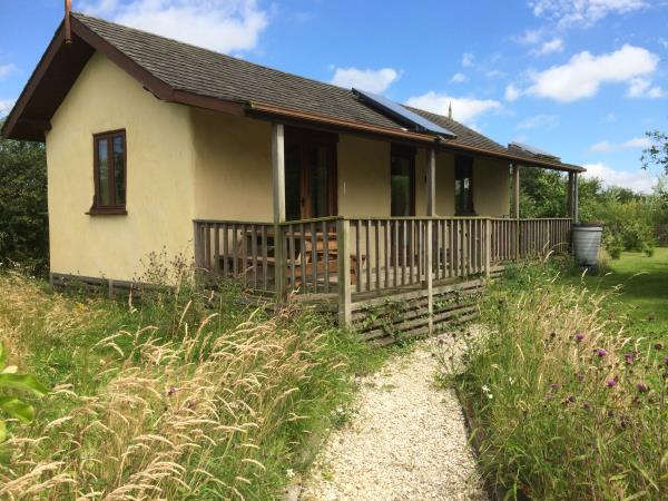 Eco self catering accommodation in Yorkshire, England
