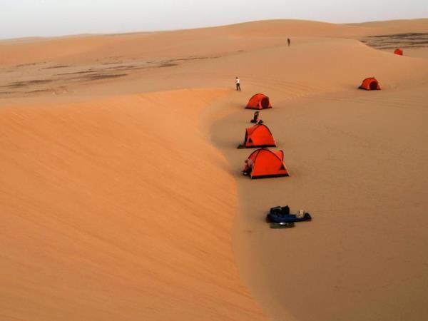 Sudan tour, Nubian Desert and the Red Sea