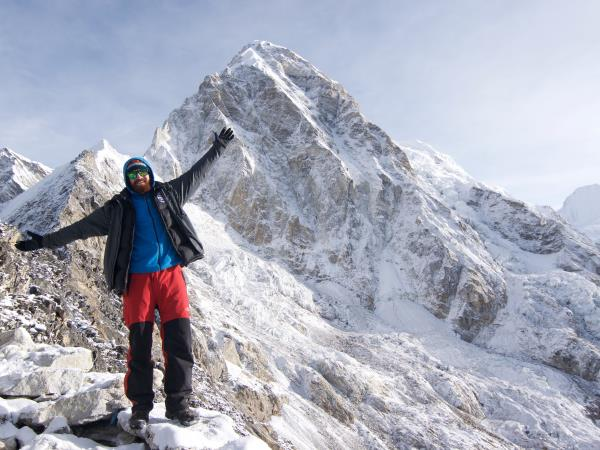 Everest Base Camp trekking vacation in Nepal