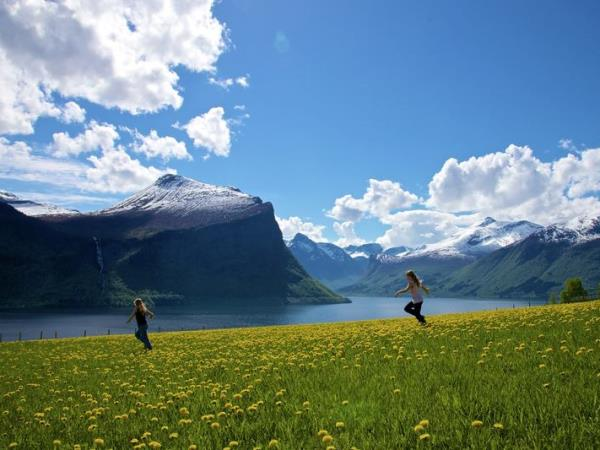 Norway fjord adventure vacation