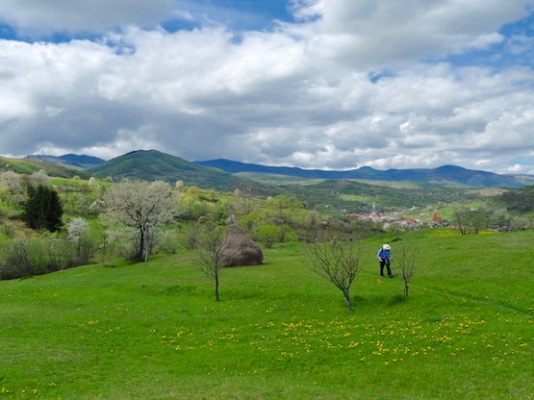Romania vacation, trekking and culture in Maramures
