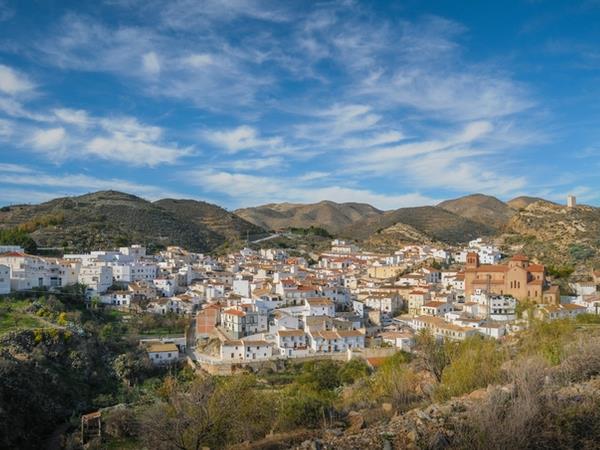 Almeria walking vacation in Andalucia, Spain