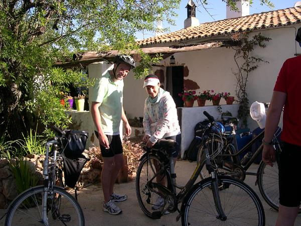 Portugal cycling vacations, self guided