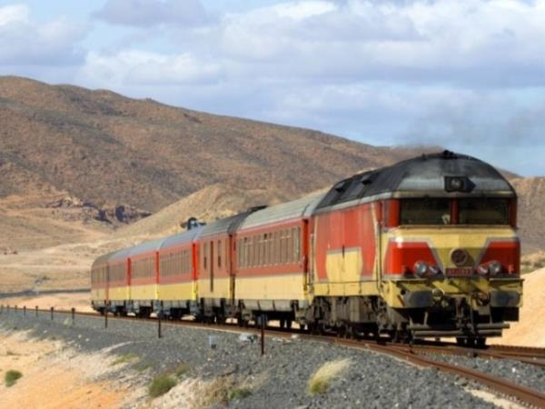 Railway tour of Morocco