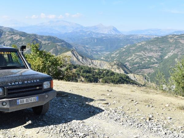 Albania & Kosovo tour, 4 x 4 adventure