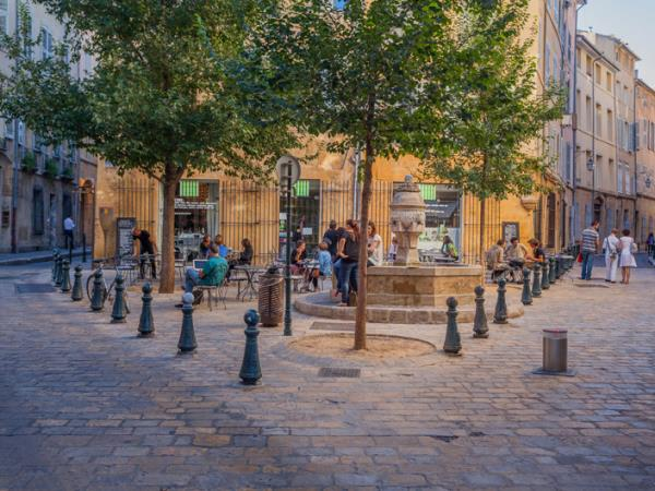 Provence gourmet tour in France
