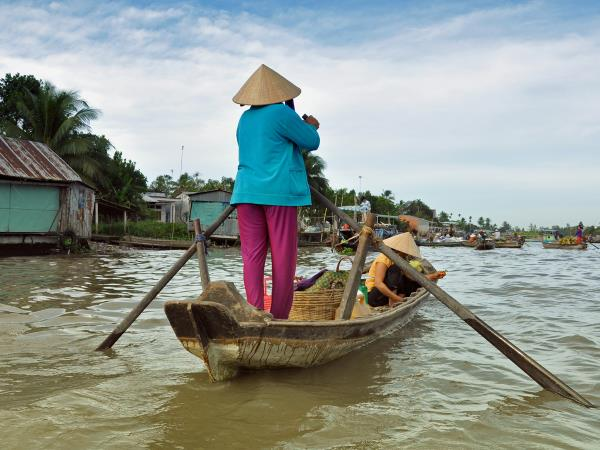Vietnam and Cambodia vacation, small group