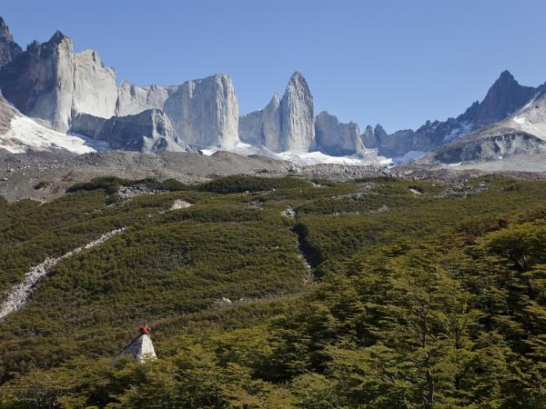 Chilean Patagonia vacation, north and south