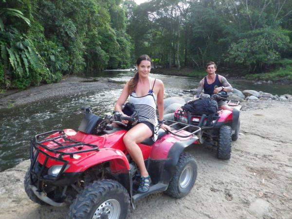 Costa Rica luxury beach and activity vacation, 8 days
