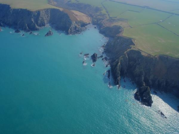 Pembrokeshire self guided hiking vacation