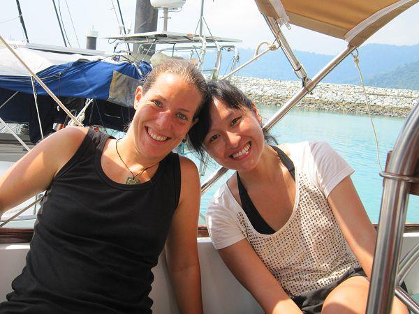 Scuba diving conservation vacation in Malaysia