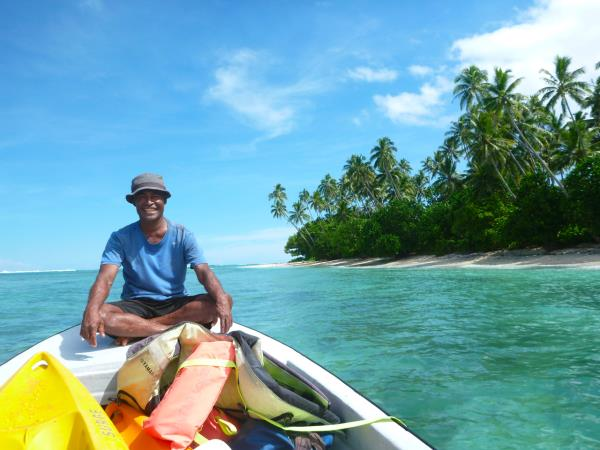 Fiji kayaking vacation