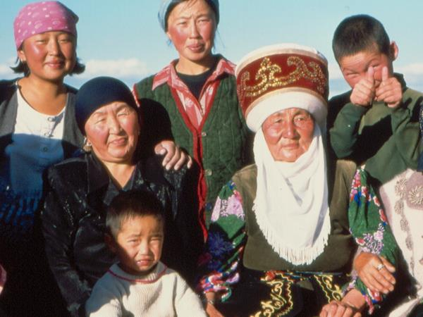 Kyrgyzstan vacation, small group