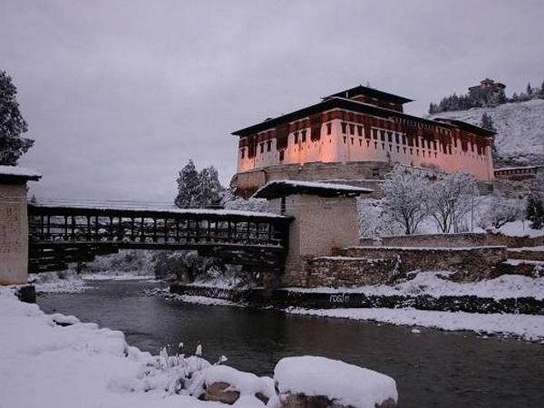 Highlights of India and Bhutan, tailor made tour