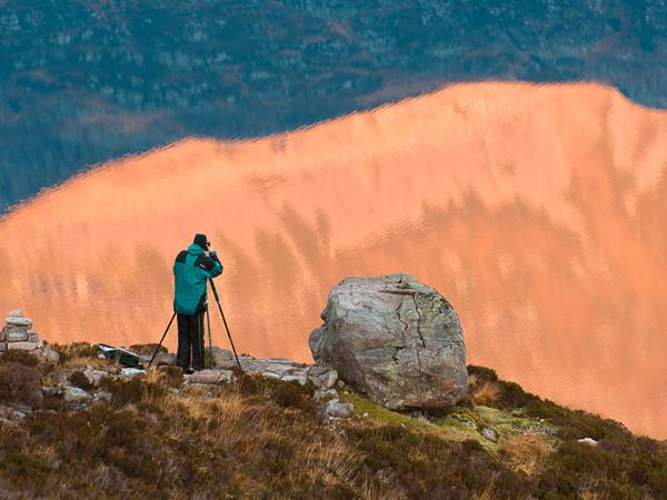 Scottish Highlands photography tour with Niall Benvie