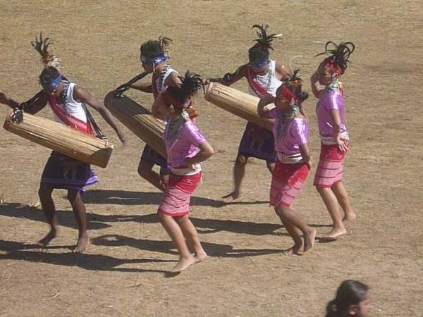 Nagaland small group vacation, India