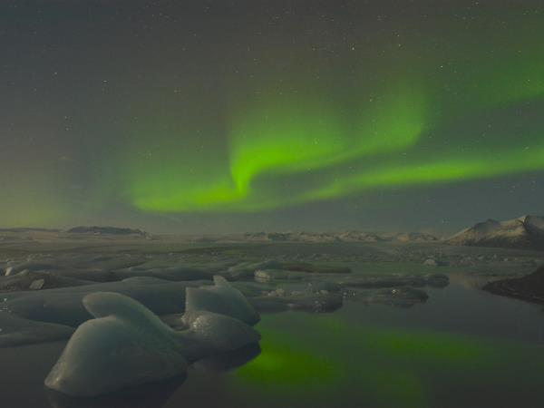 Iceland photography vacation and Northern Lights