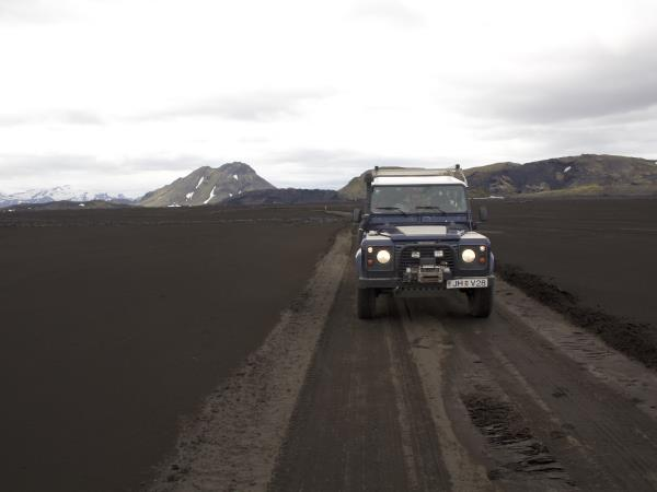 Iceland Highlands self drive vacation