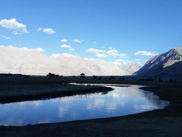 Nubra Valley Trek in Ladakh, India