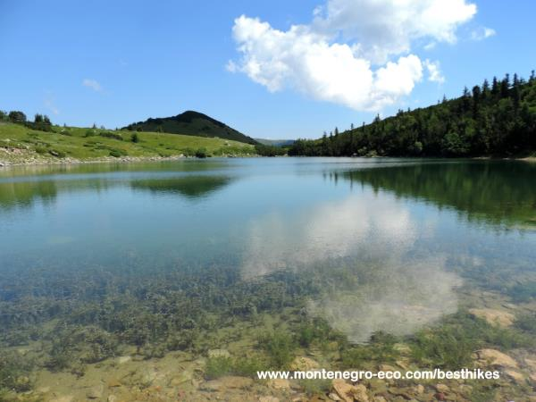 Montenegro hiking vacation, mountain expedition
