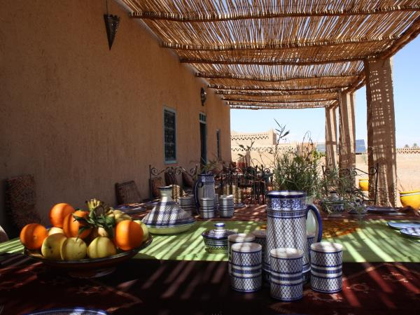 Morocco writing retreat holiday