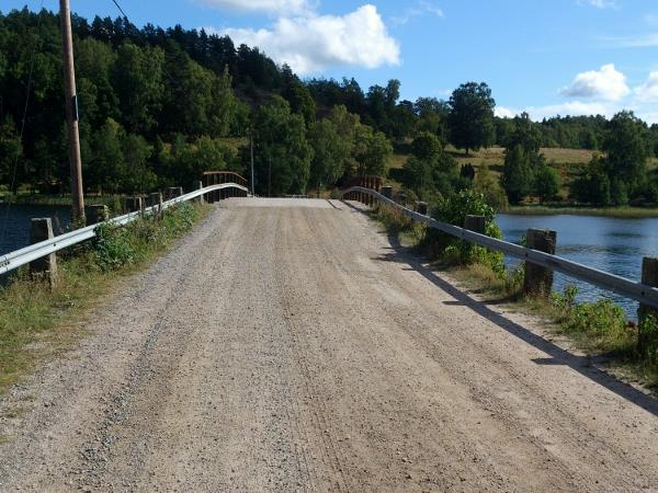 Sweden self guided cycling vacation, Stockholm countryside
