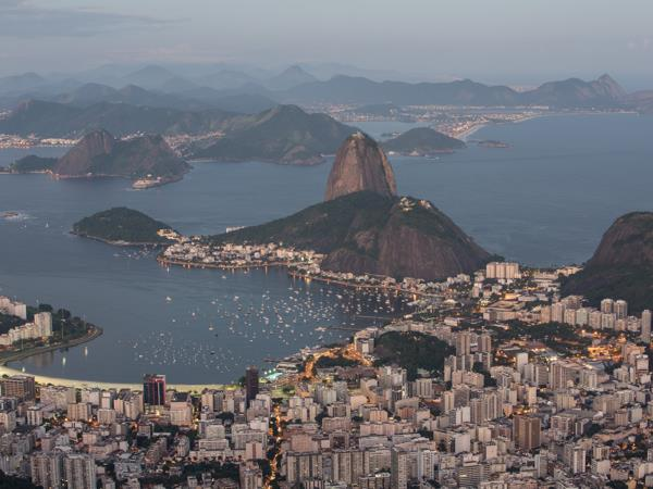 Brazil vacation on a shoestring, tailor made